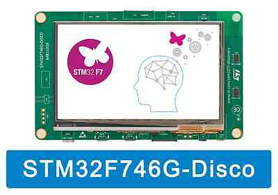 STM32F7 DISCOVERY STM32F746 TFT LCD STM32 ARM Cortex-M7 Development Board