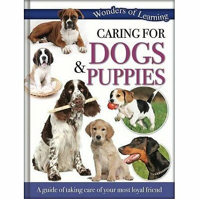 Wonders Learning-Caring for Dogs Puppies North Parade Hardback 9781783730049