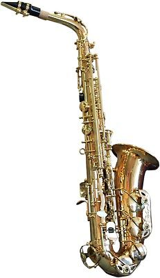 Axiom Beginners Saxophone - Quality student Alto Sax  outfit - Great for School