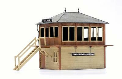 Dapol C006 Signal Box Kit - OO Gauge