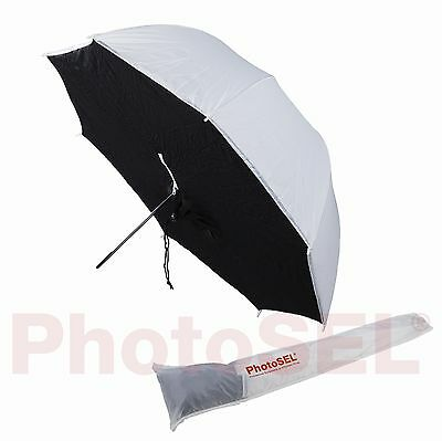 PhotoSEL UM336T 91cm Shoot-through Umbrella Softbox Studio Light Lighting Flash