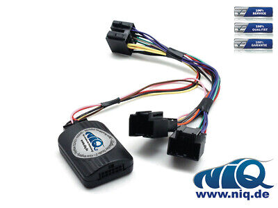 KENWOOD Lenkrad Fernbedienung Adapter Chevrolet Captiva Bj. 2006 - 2012 / Aveo .