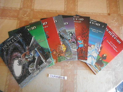 Eldoradodujeu Bd Lot Collection Percevan 1-2-3-4-6-7-8-10 - Glenat/dargaud +2 Eo