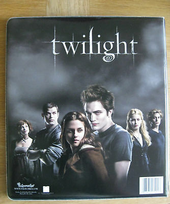 Twilight INKWORKS Binder with 72 cards ~ Rare ~ New in Mint/Nr Mint Condition