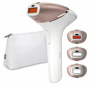 NEW Philips Lumea BRI956/00 Prestige IPL Hair Removal Device - SC2009/00 Upgrade