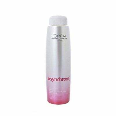 NEW L'Oreal Synchrone Wave Lotion for Coloured Hair 400ml,Perm Lotion + Free P&P