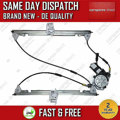Ford Fiesta V Front Right Side Electric Window Regulator 2 Doors 2002 2008 New