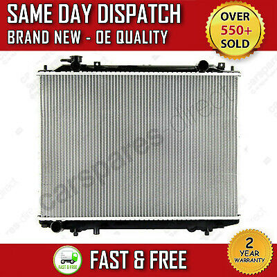 Ford Ranger / Mazda B Series B2500 Bt-50 2.5 Diesel Manual Radiator 1996-2006