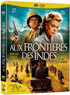 Combo Blu-Ray + Dvd Aux Frontieres Des Indes Neuf
