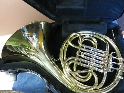 Olds Single French Horn, Completely Restored!