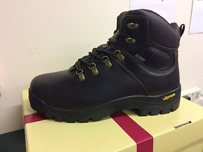 67ddb75c280 HOGGS OF FIFE Jason Waterproof Leather Work Safety Walking Boots ...