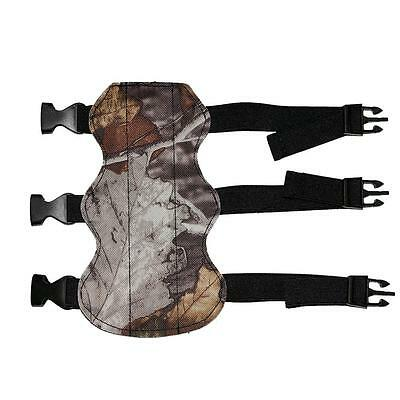 1pk Camo Arm Guard Arm Wrist  Protect 2-Side Use for Archery Hunting Shooting