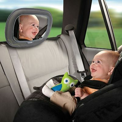 New Munchkin In-Sight Car Travel Safety Shatter-Resistant Rear View Mirror