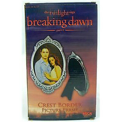 "TWILIGHT Breaking Dawn - Crest Border 9"" Metal Picture Frame (NECA) #NEW"