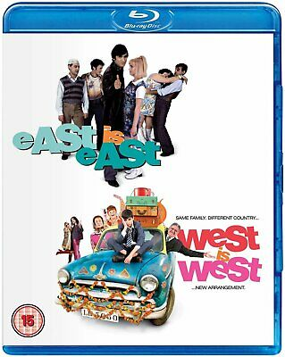 East is East / West is West Double Pack (Blu-ray)
