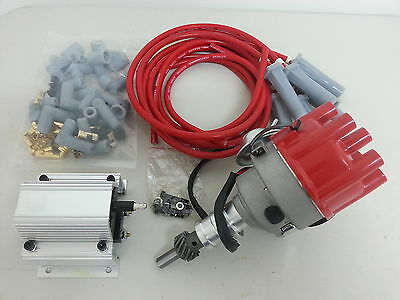 Holden 6 149 179 186 202 Full Electronic Ignition Distributor kit Replaces MSD