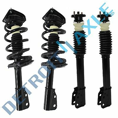 For 91 92 93 94 95 96 97 98 99 00 01 Jeep Cherokee Front Pair Shocks Struts