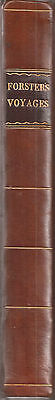 Forster's Voyages - Rare 1st edition 1786