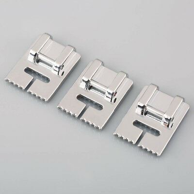 Pin Tuck Presser Foot Feet Kit for Singer Brother Janome Domestic Sewing Machine