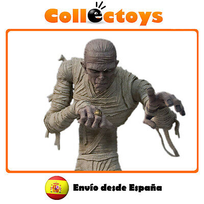 Figura La Momia - The Mummy - Universal Monsters - Mezco Toys - 23 cm - Figure