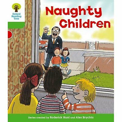 Oxford Reading Tree Level 2 Patterned Stories Naughty Children Hu. 9780198481560