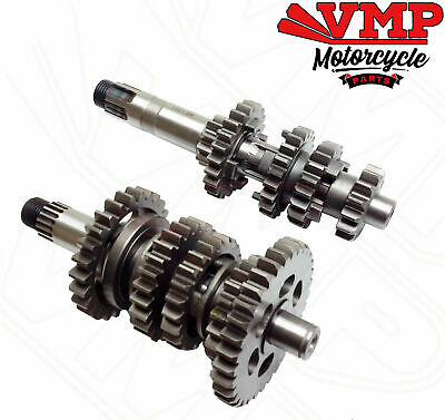 Gearbox Complete Main Counter Shaft For Superbyke RMR 125