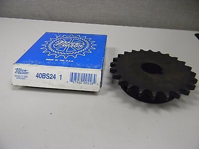 Martin 40Bs24 Sprocket