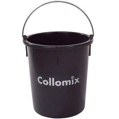 Concrete Cement Mixing Plastic Tub Heavy Duty Mixing bucket Collomix 8 gallon