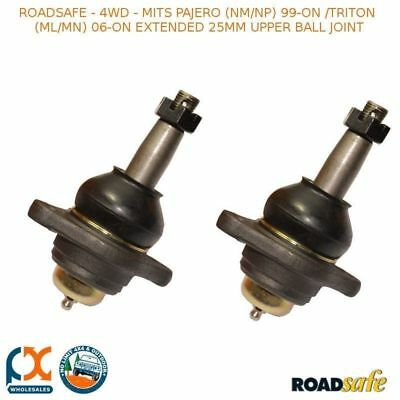 In Stock Roadsafe 4Wd Extended 25Mm Upper Ball Joint Bj4082 Mn Ml Triton Pajero