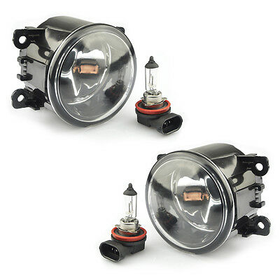 2 x  Fog Lights Front Driving Lamps for Ford Focus Mustang Explorer Taurus PAIR