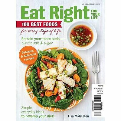 Eat Right for Your Life Middleton Wilkinson Paperback / softback 9781925265040