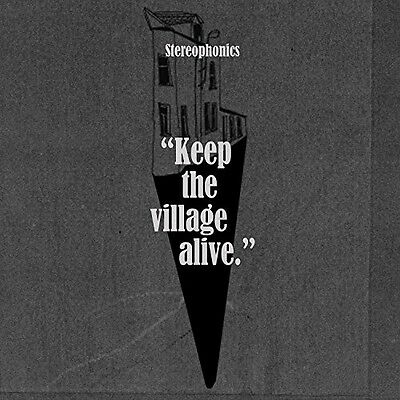 Keep The Village Alive - STEREOPHONICS [LP]
