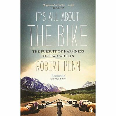 It's All About the Bike Penn Penguin Books Paperback / softback 9780141043791