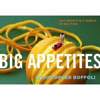Big Appetites Tiny People World Food Boffoli Humour Workman Paper. 9780761176411