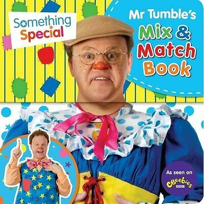 Mr Tumble's Mix and Match Egmont Books Board book 9781405268493