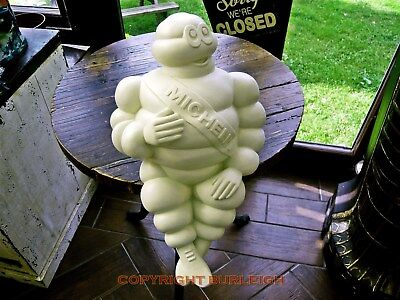 Large Decorative Michelin Man Figure.