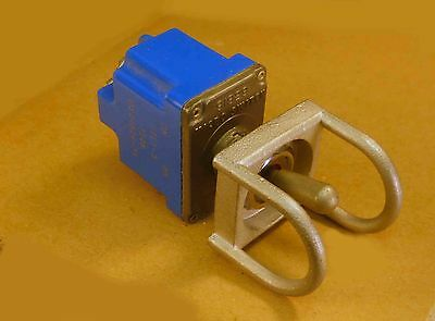 Apollo-Command-Capsule-Style Toggle Switch Guards, Stainless Steel
