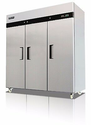 Migali C-3F Commercial Three Door Freezer Reach In 72Cu.Ft. ON SALE !!!!