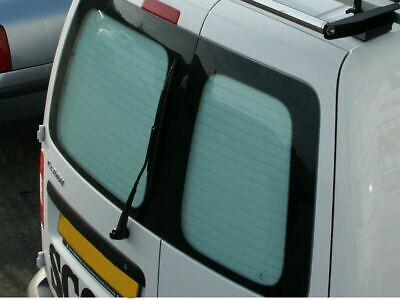 Van Guard Tailored Fit Rear Window Security Blank for VW Caddy (10+ )