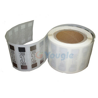 Alien 9662  3'' x 1'' UHF RFID Adhesive Tag RFID Label 5000 labels / roll