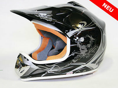 Kinder Sturzhelm-Pocket bike Helm-Kinder Crosshelm-Pocket Quad Helm für Kinder