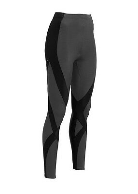 CW-X PRO Tights Running Hiking Workout Black Conditioning Wear NEW NWT