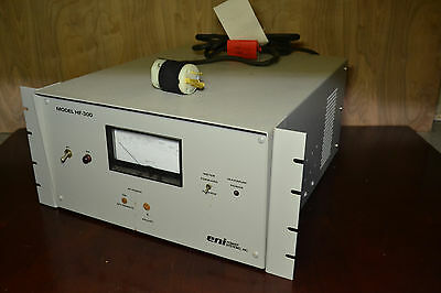 ENI Power Systems HF-300 Amplifier RF Power Supply HF-300T