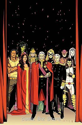 House Of M #1  (2015) 1St Printing Secret Wars Tie-In Bagged & Boarded