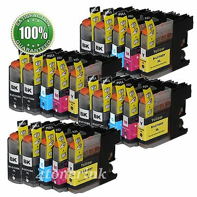 20Pk LC103XL LC-103XL Ink Cartridge For Brother MFC-J450dw MFC-J470dw MFC-J870dw