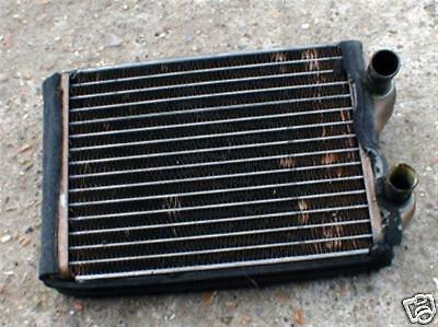 Heater matrix / core radiator, Mazda MX-5 mk1 1.6 & 1.8 MX5 & Eunos NA, 1989-98