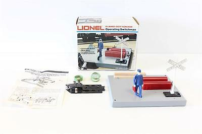 Lionel O scale train 1983 Operating Switchman new old stock