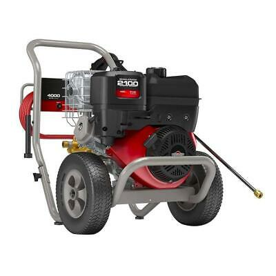 Briggs & Stratton 20507 Professional 4000 PSI Gas - Cold Water Pressure Washer