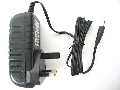 1500Ma/1.5 Amp 15 Volt Ac/dc Uk Regulated Switching Power Adaptor/supply/charger