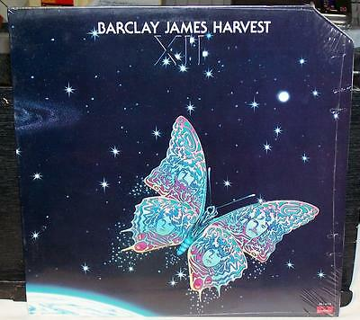 Barclay James Harvest Xii Polydor Pd-1-6173 (Rare)  New Sealed Cut Out